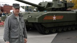 Дмитрий Пучков. Танк Т-14 «Армата»