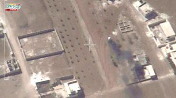 Начало битвы за Аль-Баб. Ум Кура после атаки ИГИЛ*