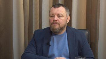 Андрей Пургин: « Жителей Донбасса можно сравнить с блокадниками»