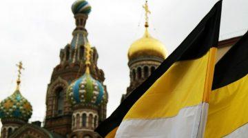 flag-na-mashinu-s-kronshtejnom-imperskij-flag-my-russkie-s-nami-bog-5