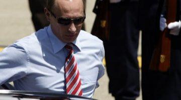 Покушения на В. Путина