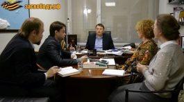 Беседа Евгения Фёдорова с редакцией газеты «Национальный курс» 11.01.17