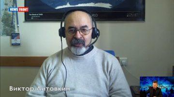 ВИКТОР ЛИТОВКИН: НАТО ПРОДОЛЖАЕТ ЭКСПАНСИЮ, ССЫЛАЯСЬ НА «АГРЕССИЮ РОССИИ»