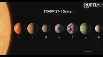Открытия за пределами Солнечной системы: пресс-конференция NASA