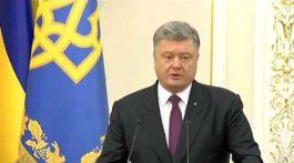 «Блокада влетит нам в копеечку», — Порошенко хочет выставить счет Садовому и Тимошенко