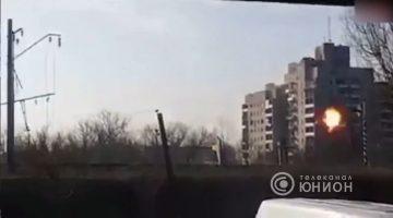Донбасс. Оперативная лента военных событий 18.03.2017