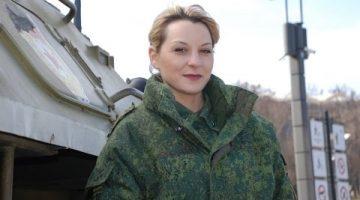 ЛЕЙТЕНАНТ ЛИЛИЯ: «НАМ НУЖНО ПРИСОЕДИНИТЬСЯ К РОССИИ»