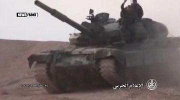 СИРИЯ: САА ЗАНЯЛА СТРАТЕГИЧЕСКИЕ ВЫСОТЫ НА ВОСТОКЕ ПРОВИНЦИИ ХОМС