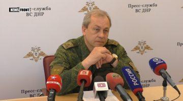 ДНР: ВСУ 25 РАЗ НАРУШИЛИ РЕЖИМ ПРЕКРАЩЕНИЯ ОГНЯ