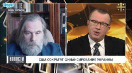 Михаил Погребинский о политике Порошенко и интересе США к Украине