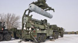 S-400 Missile