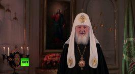 Патриарх Кирилл поздравил верующих с Пасхой. Пасхальное послание.