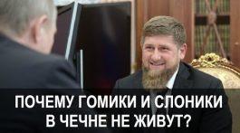 ПУТИН ПОХВАЛИЛ КАДЫРОВА ЗА ГОМОФОБИЮ