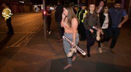Теракт в Манчестере. Фото: © REUTERS/Jon Super