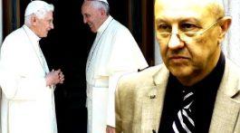Почему ушёл папа римский Бенедикт шестнадцатый. Андрей Фурсов.