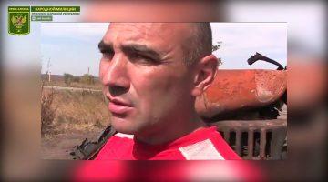 Преступления батальона «Айдар» против мирных жителей в Хрящеватое