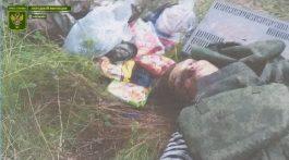 Убийство и пленение военнослужащих НМ ЛНР Украинским ДРГ