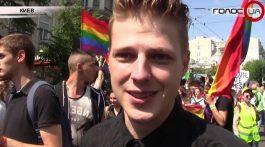 «Ваши дети будут, как мы». Власти Украины могут защищать только геев и лесбиянок