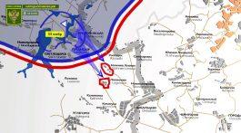 20 июля 2017 — Обстановка на линии соприкосновения за сутки | Карта обстрелов