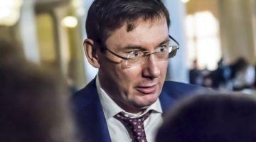 Yuriy Lutsenko is the head of the Bloc Poroshenko in the Verkhovna Rada of Ukraine