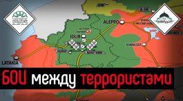 Сводка событий в Сирии за 19 июля 2017 года