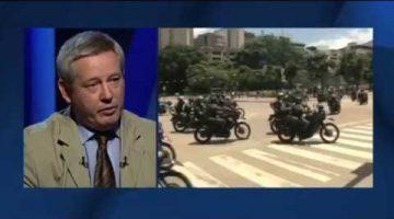 Эксперт РИСИ Игорь Пшеничников прокомментировал кризис в Венесуэле в эфире телеканала Россия 24