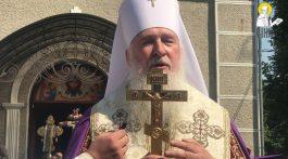 Крестный ход — это подвиг, — митрополит Каменец-Подольский Феодор