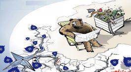 Россия не сердится, Россия сосредотачивается