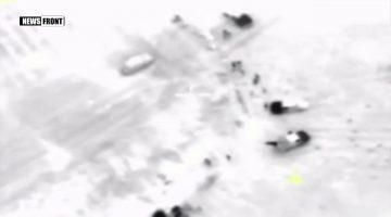 ГЛАВАРИ «ДЖЕБХАТ АН-НУСРЫ»* ЛИКВИДИРОВАНЫ В СИРИИ ПРИ ПОДДЕРЖКЕ ВС РОССИИ