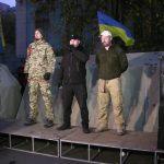 Майдан в Киеве требует Украину без Порошенко и олигархов