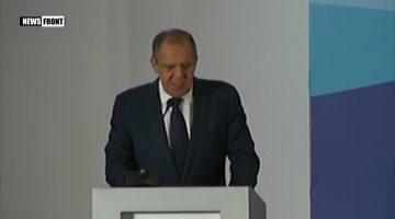 «УНТЕР-ОФИЦЕРСКОЙ ВДОВОЙ» НАЗВАЛ ЛАВРОВ СПЛЕТНИКОВ CNN