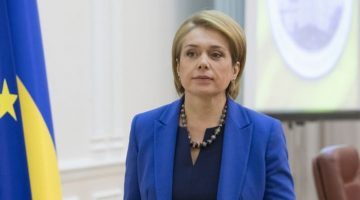 Minister Of Education And Science Liliya Hrynevych