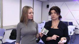 Оксана Шкода: Нельзя обвинить спецкора ФАН в подрыве авторитета Украины, ведь его нет (ФАН-ТВ)
