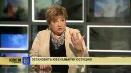 Остановить ювенальную юстицию! (в студии Вадим Арустамов и Ольга Леткова)