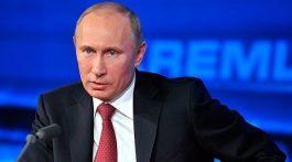 Большая пресс-конференция Владимира Путина 2017. Прямой эфир
