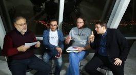 Говорим за всех: Михаил Хазин и Евгений Федоров. 11.12.17 часть 2