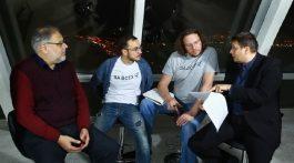 Говорим за всех: Михаил Хазин и Евгений Федоров. 11.12.17 часть 1