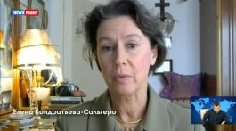 ЛИБЕРАЛЬНЫЕ ТУСОВКИ ЗАПАДА И РОССИИ ОДИНАКОВО СМОТРЯТ НА ЖИЗНЬ — ЕЛЕНА КОНДРАТЬЕВА-САЛЬГЕРО