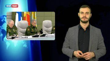 ГЛАВНОЕ ОТ NEWS FRONT 20.01.2018 НОВОСТИ ЧАСА 14.00