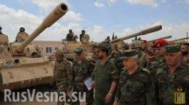 general_ali_abdula_ayub_vystavka_vooruzheniy_siriya