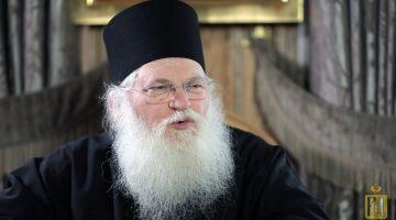 Позиция наместника Ватопедского монастыря Афона по церковной ситуации в Украине