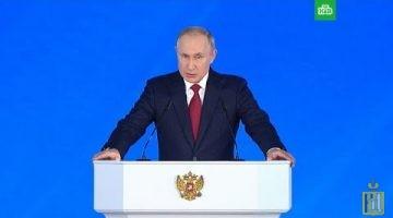 Путин потребовал прорыва в сфере искусственного интеллекта, генетике и цифровых технологиях.