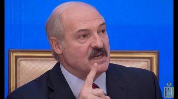 Лукашенко: «Не болейте этим психозом!»