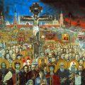 «Восстановление Монархии будет благом – лакеи не могут управлять страной» — И.С. Глазунов