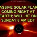 Гигантский выброс плазмы на Солнце. Он достигнет Земли 16 июля, в 6 утра по времени США.