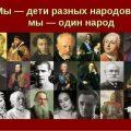Сочинение белгородской школьницы «Русский мир и европейская цивилизация»