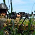 Донбасс. Оперативная лента военных событий 18.08.2017