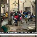 Массовый хаос захватывает районы пострадавшие от Ирмы. Пример того, что скоро начнется по всему миру!