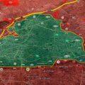 30-дневное перемирие в Сирии