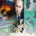 WW3 – 2018. Смоделировано чем может закончится противостояние: Великобритания vs Россия.